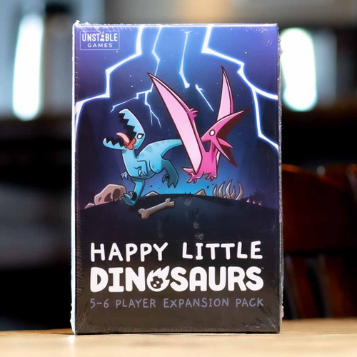 Happy Little Dinosaurs - 5-6 Player Expansion Pack