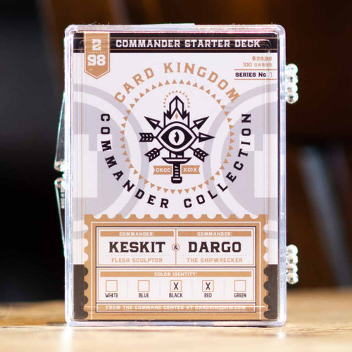 CK Commander Collection - Keskit and Dargo