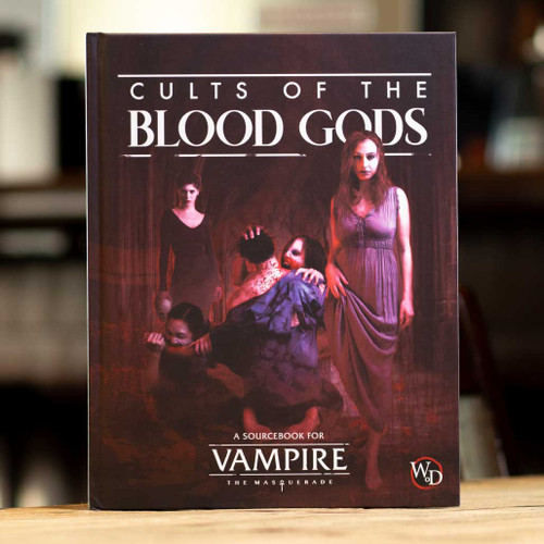 Vampire: The Masquerade - Cults of the Blood Gods