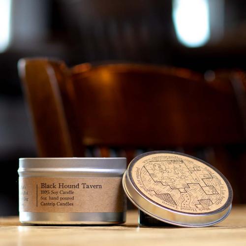 Cantrip Candles - Black Hound Tavern