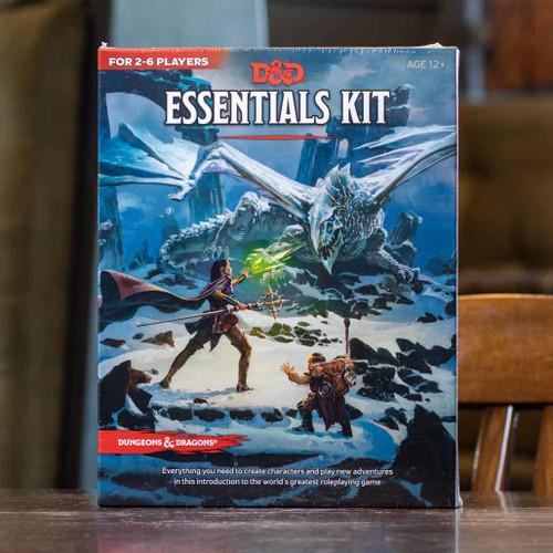 Dungeons & Dragons - Essentials Kit