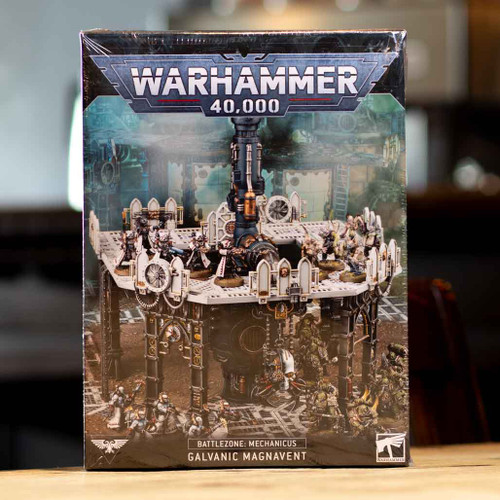 Warhammer 40K - Battlezone Mechanicus: Galvanic Magnavent