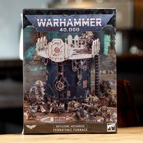 Warhammer 40K - Battlezone Mechanicus: Ferratonic Furnace