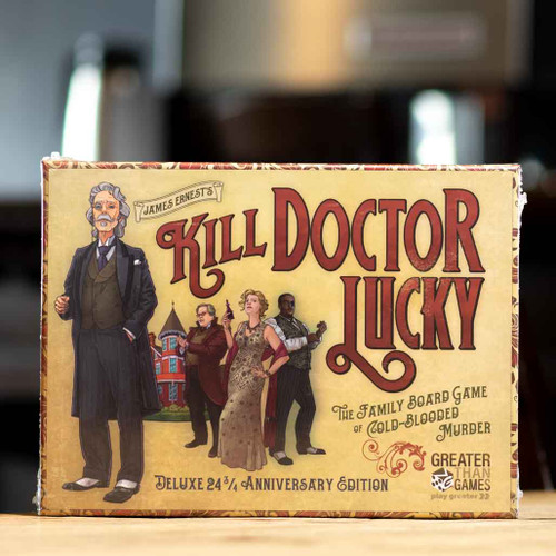 Kill Doctor Lucky (Deluxe 24 3/4 Anniversary Edition)