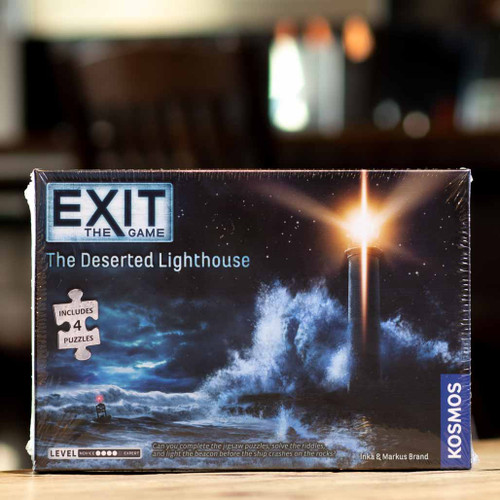 EXIT: The Deserted Lighthouse + Puzzle