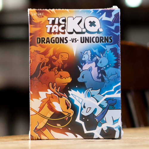 Tic Tac K.O. - Dragons vs. Unicorns