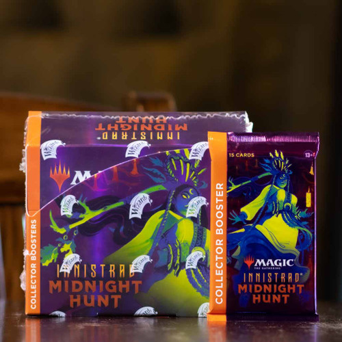 Innistrad: Midnight Hunt Collector Boosters
