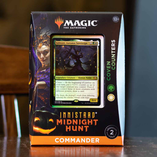 Innistrad: Midnight Hunt Commander Deck - Coven Counters