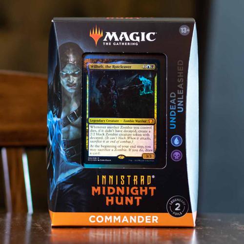 Innistrad: Midnight Hunt Commander Deck - Undead Unleashed