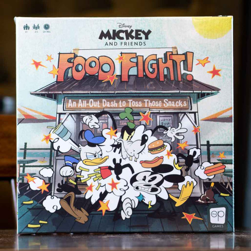 Disney's Mickey and Friends Food Fight!
