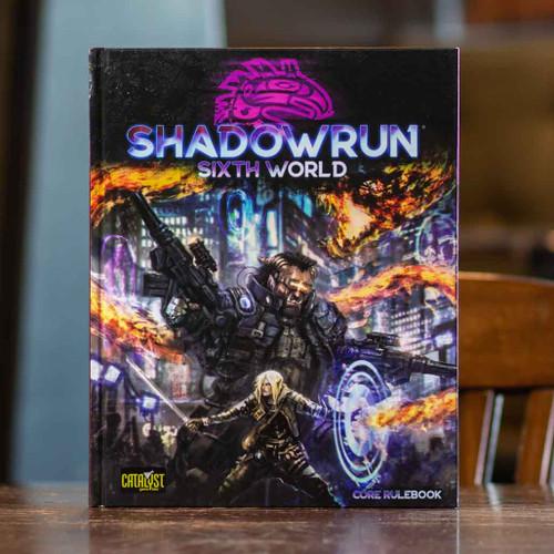 Shadowrun: Sixth World - Core Rulebook