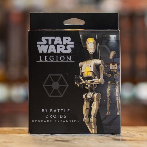 Star Wars: Legion - B1 Battle Droids Upgrades