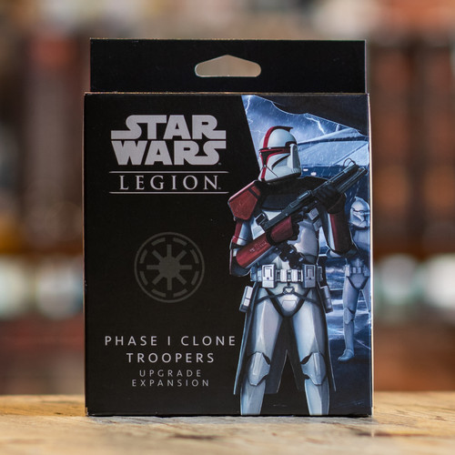Star Wars: Legion - Phase 1 Clone Troopers Upgrades