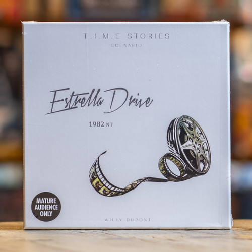 T.I.M.E. Stories - Estrella Drive