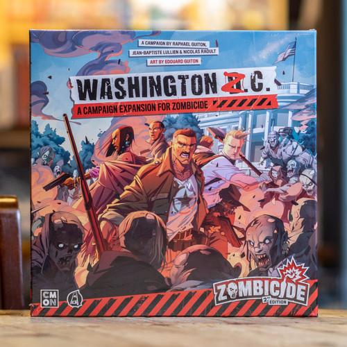 Zombicide (Second Edition) - Washington Z.C.