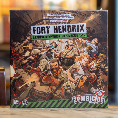 Zombicide (Second Edition) - Fort Hendrix