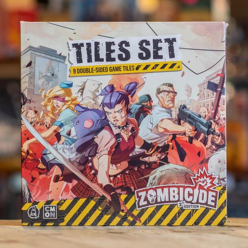 Zombicide (Second Edition) - Tiles Set