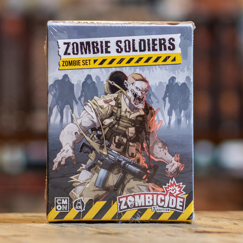 Zombicide (Second Edition) - Zombie Soldiers Set