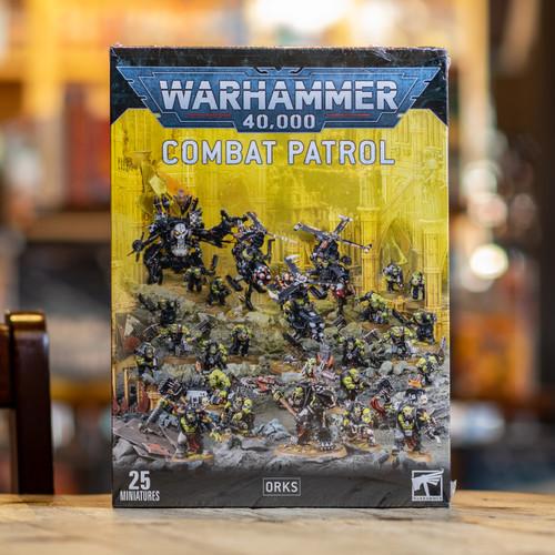 Warhammer 40K - Combat Patrol: Orks