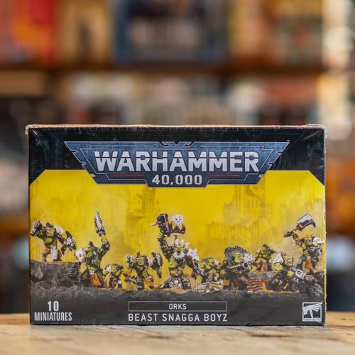 Warhammer 40K - Beast Snagga Boyz