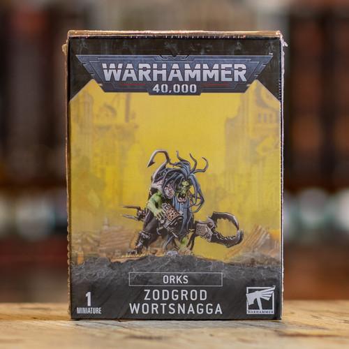 Warhammer 40K - Zodgrod Wortsnagga