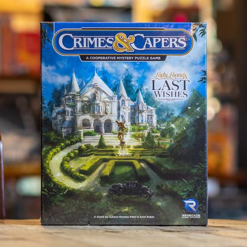Crimes & Capers - Lady Leona's Last Wishes