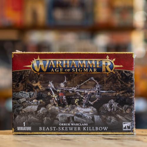 Warhammer AoS - Beast-Skewer Killbow