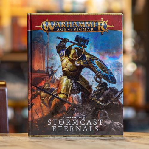 Warhammer AoS - Battletome: Stormcast Eternals