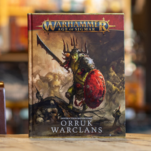 Warhammer AoS - Battletome: Orruk Warclans