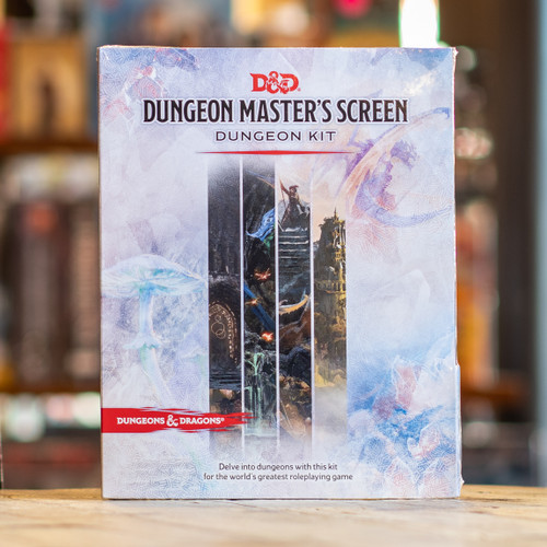 Dungeons & Dragons - Dungeon Master's Screen Dungeon Kit