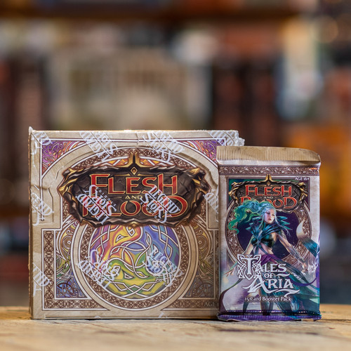 Flesh & Blood TCG - Tales of Aria (First Edition) Booster
