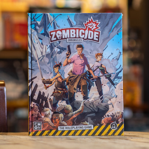 Zombicide: Chronicles RPG - Core Book