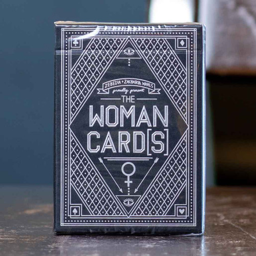 The Woman Cards Playing Cards