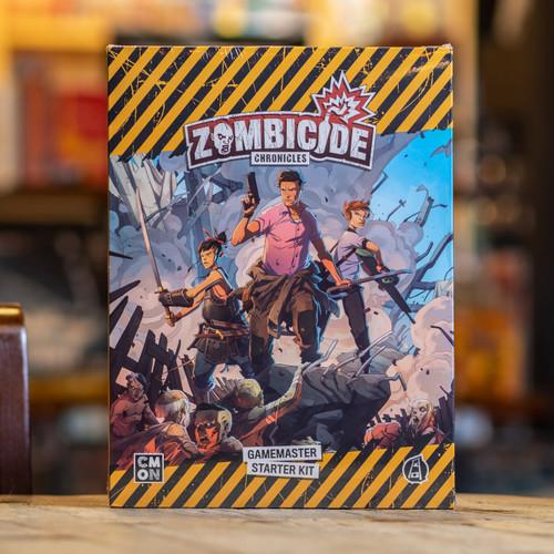 Zombicide: Chronicles RPG - GameMaster Starter Kit