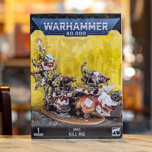 Warhammer 40K - Kill Rig