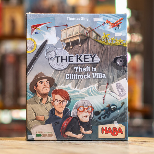 The Key: Theft in Cliffrock Villa