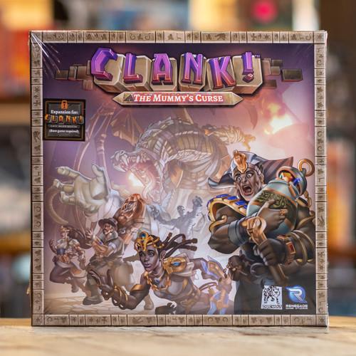 Clank! - The Mummy's Curse