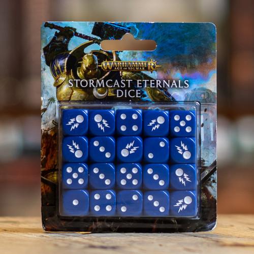 Warhammer AoS - Stormcast Eternals Dice