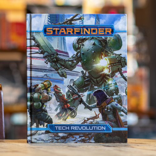 Starfinder - Tech Revolution