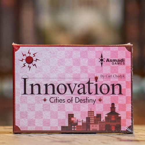 Innovation - Cities of Destiny