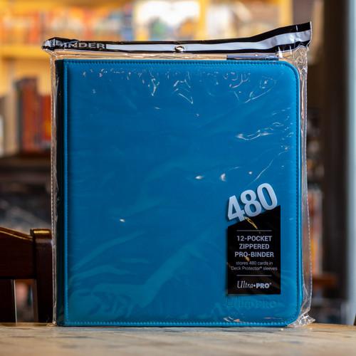 Ultra PRO Binder - Teal Premium Pro (480ct)