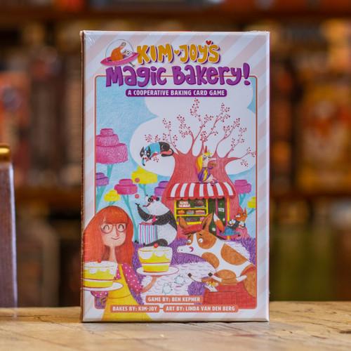 Kim-Joy's Magic Bakery
