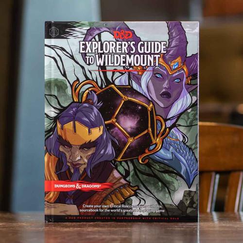 Dungeons & Dragons - Explorer's Guide to Wildemount