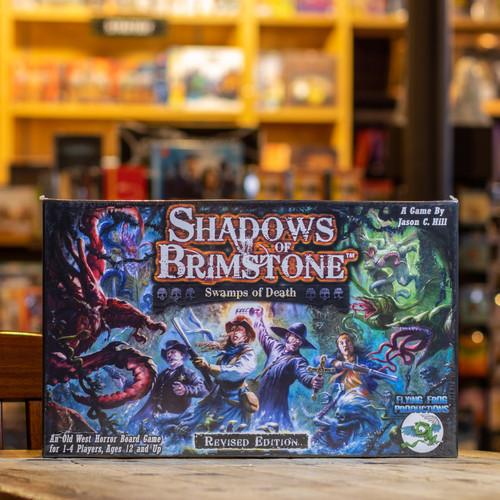 Shadows of Brimstone: Swamps of Death (Revised Edition)