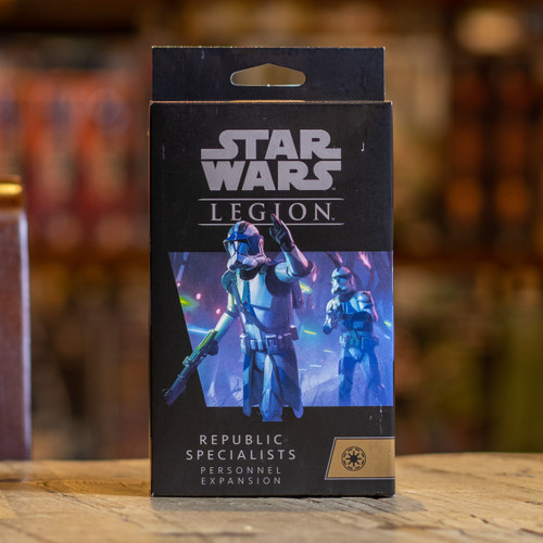 Star Wars: Legion - Republic Specialists
