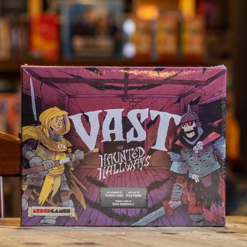 Vast - The Haunted Hallways Expansion