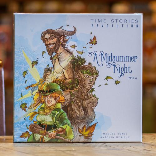 T.I.M.E. Stories Revolution - A Midsummer Night