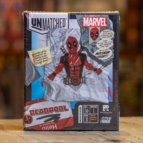 Unmatched - Deadpool