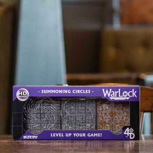 Mox Boarding House | front of a box of Summoning Circle Warlock Tiles