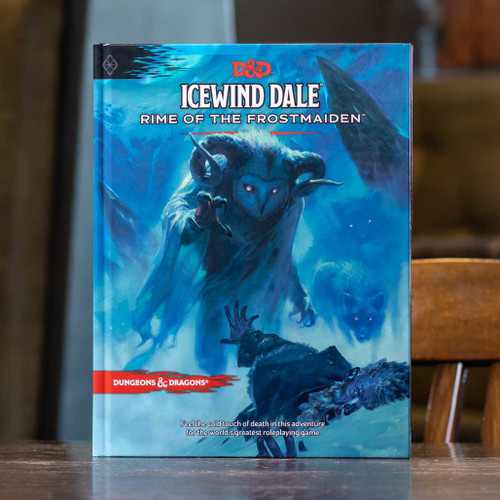 Dungeons & Dragons - Icewind Dale: Rime of the Frostmaiden